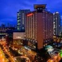 Foto scattata a Sheraton São Paulo WTC Hotel da Camargo R. il 4/1/2013