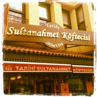 Foto scattata a Tarihi Sultanahmet Köftecisi da Serdar K. il 5/14/2013