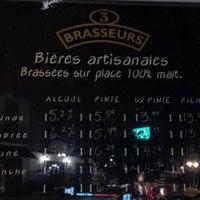 Foto scattata a Les 3 Brasseurs da Cesar C. il 6/10/2013