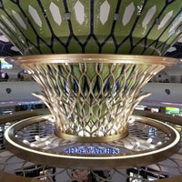 Das Foto wurde bei Abu Dhabi International Airport (AUH) von Marina F. am 2/4/2013 aufgenommen