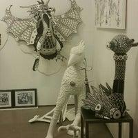 Снимок сделан в Bakehouse Art Complex пользователем Olga T. 8/23/2015