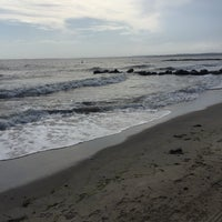 Photo Taken At Cornfield Point Beach By Margaret A On 6 19 2017