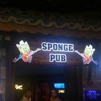 Photo prise au Sponge Pub par Ayberk A. le9/2/2013