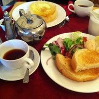 Menu - Sally Lunn's Historic Eating House & Museum - Tea