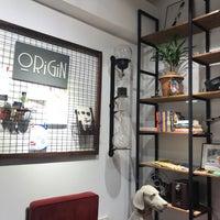 Photo prise au Origin Coffee&Shop par Duygu İ. le9/20/2018