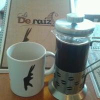 Das Foto wurde bei Café de Raíz von Dzhulietta am 12/23/2012 aufgenommen