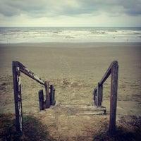 Foto tomada en Praia do Arpoador por Cleide K. el 5/5/2013
