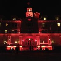 Снимок сделан в Stanley Hotel пользователем Megan P. 10/28/2012