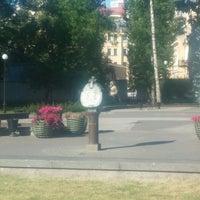 Снимок сделан в Музей граммофонов и фонографов В.И.Дерябкина пользователем Евгения Б. 6/29/2015