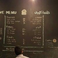 Crave كريڤ Burger Joint In جدة Jeddah