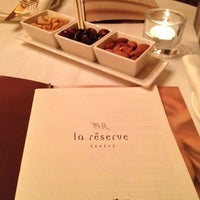 Photo taken at Hotel La Réserve & Spa by Je suis S. on 10/30/2012