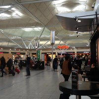 Foto scattata a London Stansted Airport (STN) da Maria V. il 4/3/2013