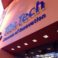 Foto tirada no(a) The Tech Museum of Innovation por Erin P. em 6/20/2013