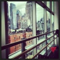 4/20/2013 tarihinde J R.ziyaretçi tarafından The Ailey Studios (Alvin Ailey American Dance Theater)'de çekilen fotoğraf