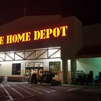 The Home Depot Hardware Store In Village Of Tampa