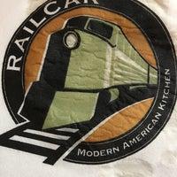 5/24/2019에 Greg L.님이 Railcar Modern American Kitchen에서 찍은 사진