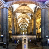 Foto tomada en Catedral de la Santa Cruz y Santa Eulalia por Thor V. el 7/24/2013