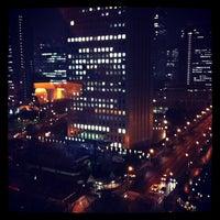 Foto tirada no(a) Hilton Tokyo por Erika S. em 12/17/2012