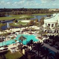 รูปภาพถ่ายที่ Waldorf Astoria Orlando โดย Олег Д. เมื่อ 12/16/2012