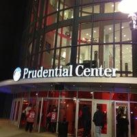 รูปภาพถ่ายที่ Prudential Center โดย Super Bear! เมื่อ 2/15/2013