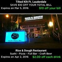 Foto tirada no(a) Rice and Dough Restaurant and Wine Bar por TheGOapp .. em 2/16/2016