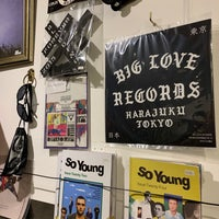 Foto diambil di Record Shop BIG LOVE oleh ekatokyo pada 7/17/2020