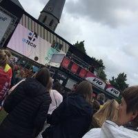 Foto diambil di Kerkplein Kruibeke oleh Chelsea F. pada 6/18/2016