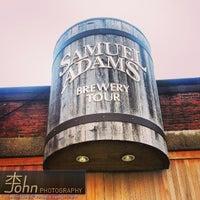 Снимок сделан в Samuel Adams Brewery пользователем John L. 3/30/2013