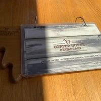 Copper Horse Restaurant - 850 Gallatin Field Rd