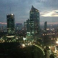 1/25/2013にSandeepがJW Marriott Hotel Jakartaで撮った写真
