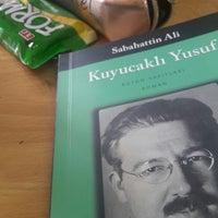 Снимок сделан в TOKİ Cumhuriyet Anadolu Lisesi пользователем Zeynep K. 10/3/2017