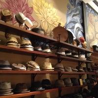 63f74c0ac1c47 ... Photo taken at Goorin Bros. Hat Shop - Gaslamp by Matt S. on 12 ...