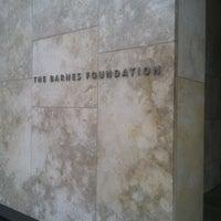 Foto scattata a The Barnes Foundation da Andrew R. il 3/17/2013