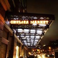 2/23/2013 tarihinde Antonio S.ziyaretçi tarafından Chelsea Market'de çekilen fotoğraf