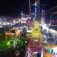 Foto tomada en Instalaciones de la Feria Pachuca por Anahí T. el 10/21/2017