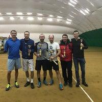 Foto scattata a Central Park Tennis Club da Andriy B. il 3/25/2018