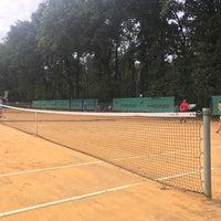 Foto scattata a Central Park Tennis Club da Andriy B. il 9/3/2017