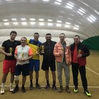 Foto scattata a Central Park Tennis Club da Andriy B. il 3/26/2018
