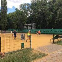 Foto scattata a Central Park Tennis Club da Andriy B. il 7/8/2017