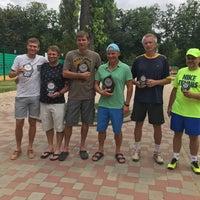 Foto scattata a Central Park Tennis Club da Andriy B. il 7/23/2017