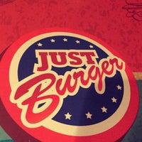 Photo prise au Just Burger par Mohammed A. le2/9/2016
