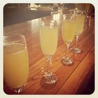Снимок сделан в Taverna пользователем Nick P. 12/29/2012