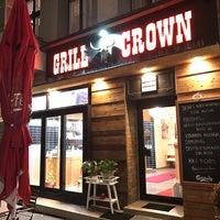 Das Foto wurde bei Grill Crown von Wolfgangs R. am 10/23/2016 aufgenommen