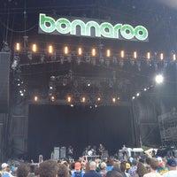 Photo prise au What Stage at Bonnaroo Music & Arts Festival par rob h. le6/15/2014