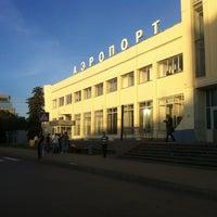 Снимок сделан в Международный аэропорт Курумоч (KUF) пользователем Artemy L. 6/14/2013