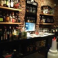 8/11/2013 tarihinde Carlos P.ziyaretçi tarafından Bar The Clinic'de çekilen fotoğraf