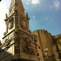 Foto scattata a Piazza San Domenico Maggiore da Berna U. il 10/5/2012