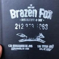 รูปภาพถ่ายที่ The Brazen Fox โดย Pinckney C. เมื่อ 7/1/2019