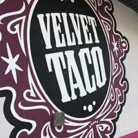 Foto tirada no(a) Velvet Taco por iDork g. em 8/9/2018
