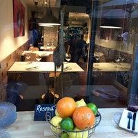 Das Foto wurde bei Bache Restaurante von Bache Restaurante am 7/25/2015 aufgenommen
